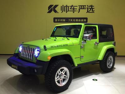 2013年5月 Jeep 牧马人(进口) 3.6L Rubicon 两门版图片
