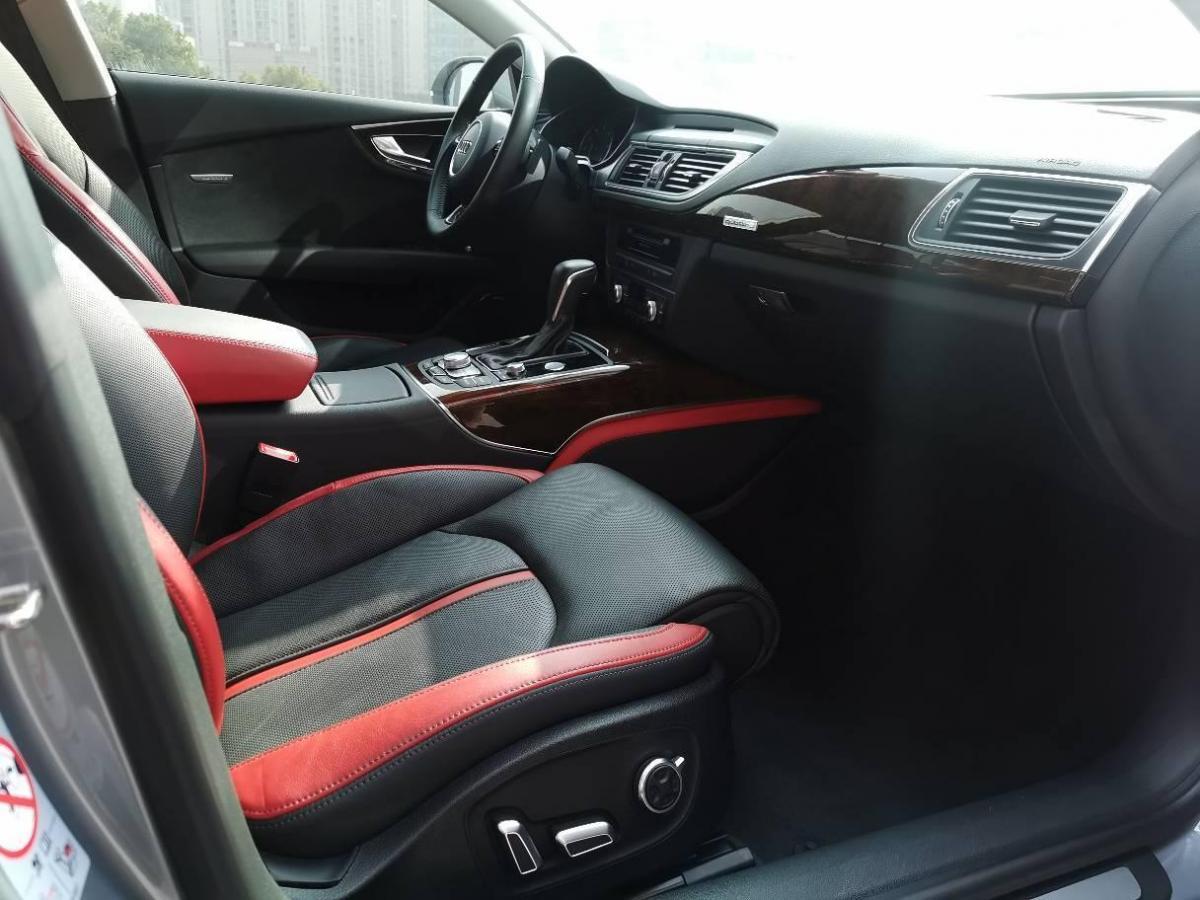 奥迪 奥迪A7  2018款 50 TFSI quattro 舒适型图片