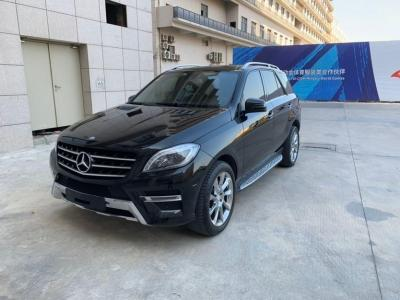 2014年8月 奔馳 奔馳M級  ML 320 4MATIC圖片