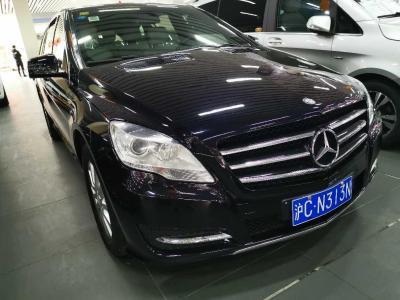 2011年4月 奔馳 奔馳R級  R 300 L 豪華型圖片