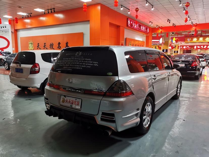 本田 奥德赛  2006款 2.4L 豪华型图片