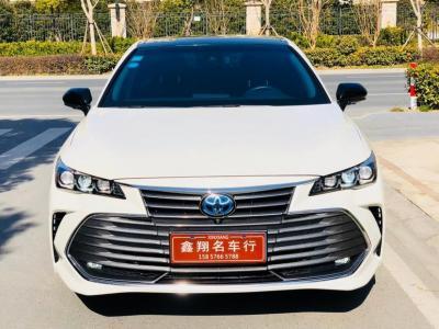 2019年4月 丰田 亚洲龙 双擎 2.5L XLE尊贵版 国VI图片
