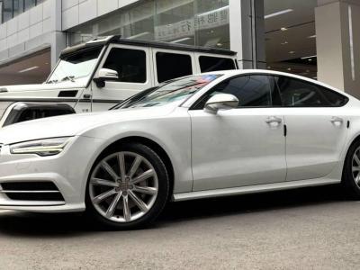 2016年11月 奥迪 奥迪A7(进口) 50 TFSI quattro 舒适型图片