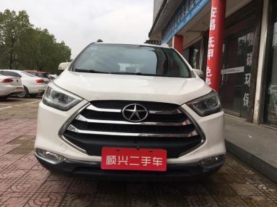 2016年5月 江淮 瑞风S3  1.5L CVT豪华型图片