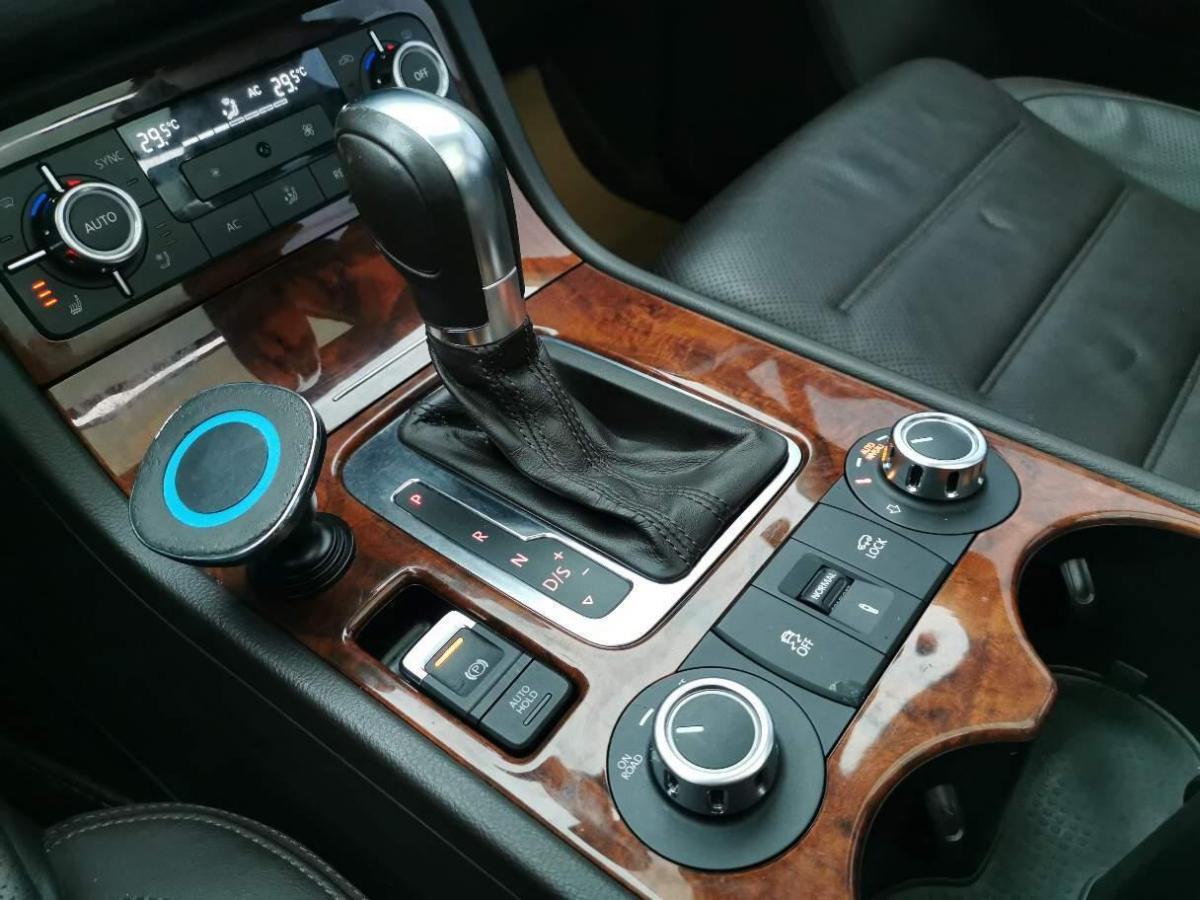 大众 途锐  2011款 3.0TDI 柴油豪华型图片