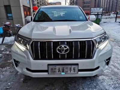 丰田 普拉多  2019款 3.5L 自动TX-L尊享版图片