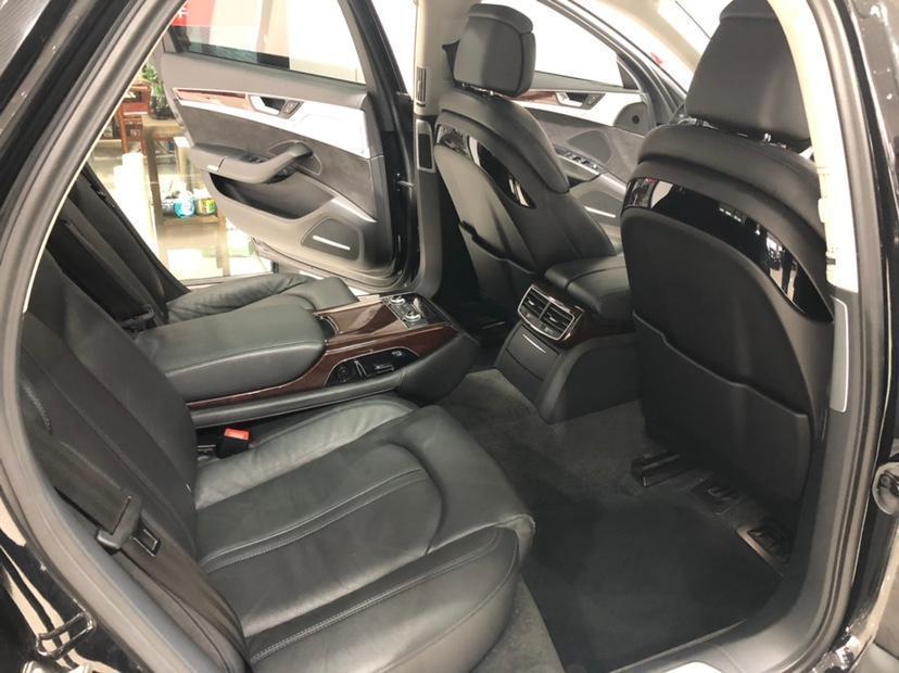 奥迪 奥迪A8  2011款 A8L 3.0 TFSI quattro舒适型(245kW)图片