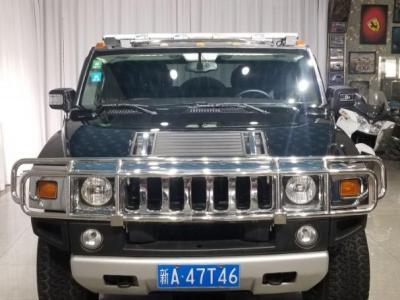 2008年8月 悍马 H2 6.2 AT图片