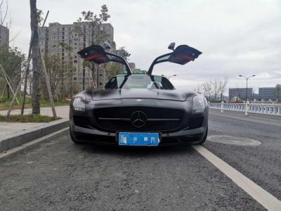 2012年6月 奔驰 奔驰SLS级AMG  SLS AMG图片