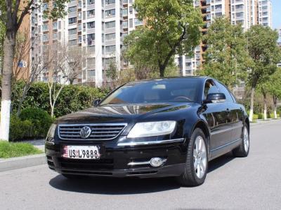 2009年6月 大众 辉腾(进口) 3.6L V6 5座加长豪华版图片
