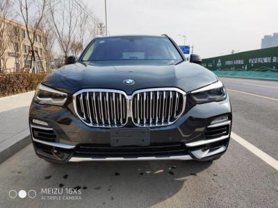 2019年10月 宝马 宝马X5(进口) xDrive40i M运动套装图片