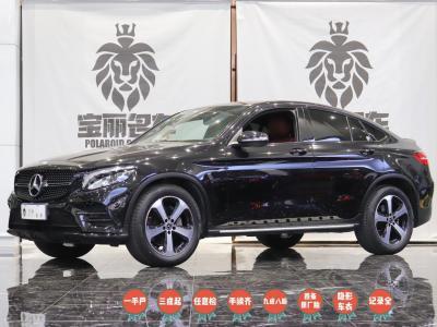 2018年9月 奔驰 奔驰GLC(进口) GLC 200 4MATIC 轿跑SUV图片
