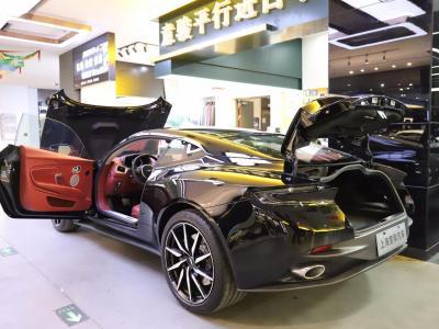 未上牌 阿斯顿·马丁 阿斯顿・马丁DB11 4.0T V8 Coupe图片