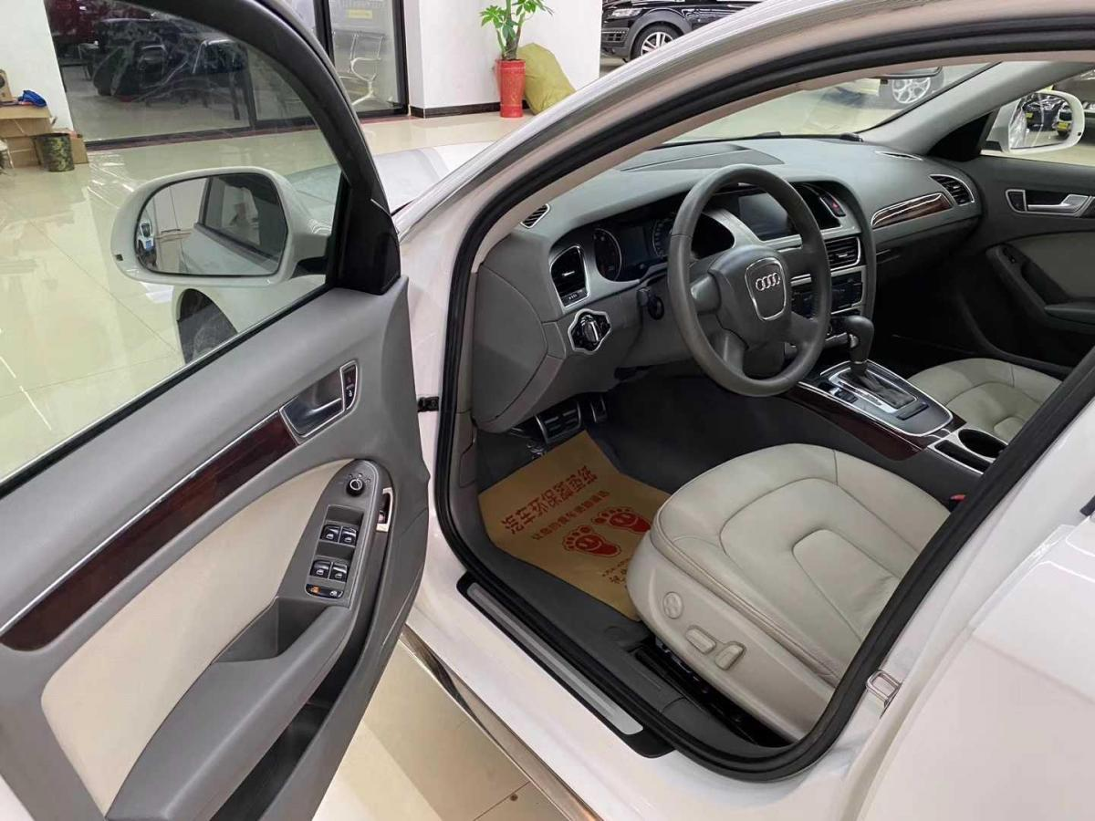 奥迪 奥迪A4L  2010款 2.0 TFSI 舒适型图片