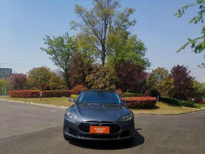 2014年9月 特斯拉 Model S  Model S 85图片