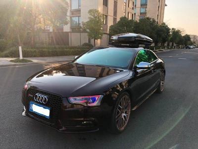 2015年8月 奥迪 奥迪A5(进口) Cabriolet 45 TFSI风尚版图片
