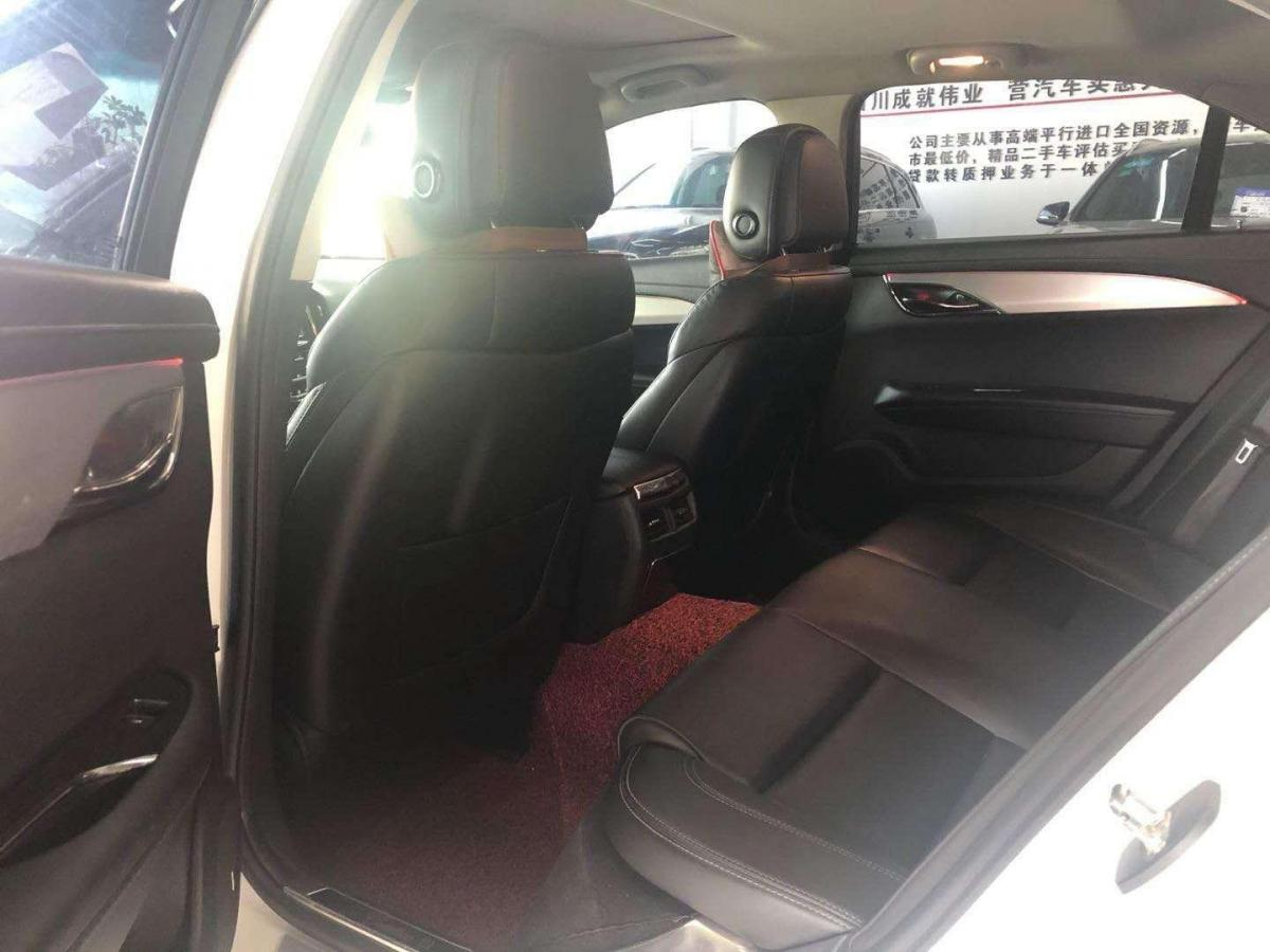 凯迪拉克 ATS-L  2017款 28T 豪华型图片