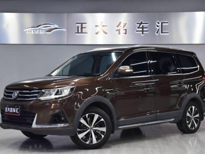东风风行 景逸X6  2017款 劲享系列 1.5T CVT尊贵型