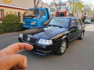 大众 桑塔纳志俊  2008款 1.8L 手动实尚型