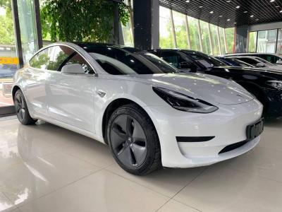 2019年9月 特斯拉 Model 3  标准续航后驱升级版图片