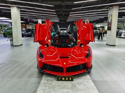 法拉利 LaFerrari 6.3L 标准版图片