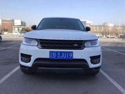 路虎 揽胜运动版  3.0T V6 SC HSE