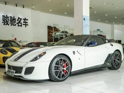 2012年3月 法拉利 599 法拉利599 GTO限量版图片
