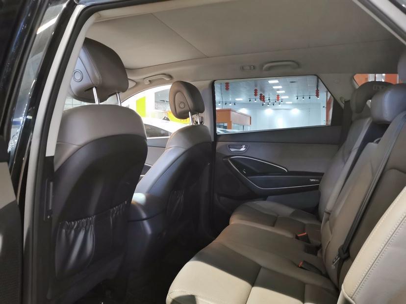 現代 格銳  2013款 2.2T 旗艦版 柴油圖片