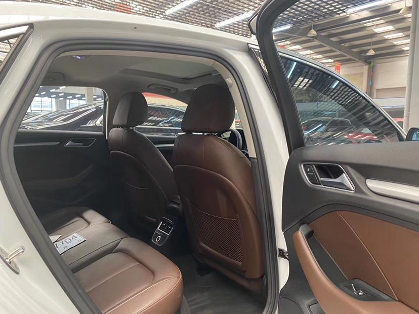 奥迪 奥迪A3  2015款 Sportback 35 TFSI 百万纪念乐享型图片