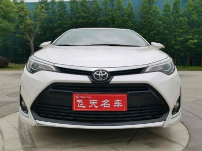 2017年7月 丰田 雷凌 1.2T V CVT豪华版图片