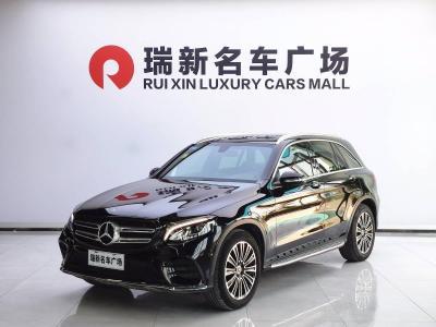 2018年7月 奔驰 奔驰GLC  改款 GLC 260 4MATIC 动感型图片