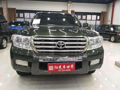 2010年9月   丰田 (进口)兰德酷路泽 5.7 豪华型图片