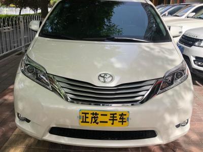 丰田 塞纳  2015款 3.5L 四驱L