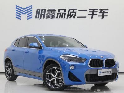 2019年3月 宝马 宝马X2(进口) sDrive20i M越野套装 国VI图片