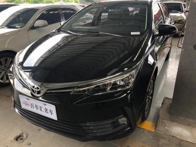2017年7月 丰田 卡罗拉 改款 1.2T S-CVT GL图片