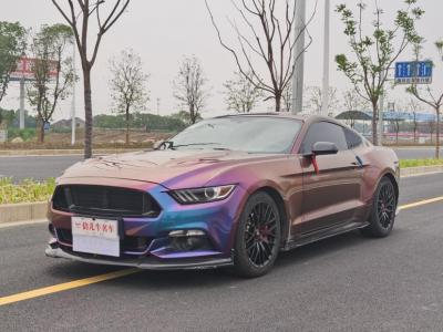 2016年5月 福特 Mustang(进口) 2.3T 性能版图片