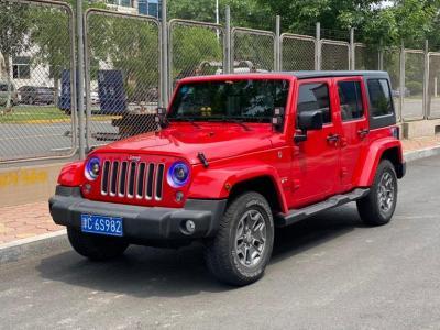 2017年6月 Jeep 牧马人(进口) 3.0L Sahara 四门舒享版图片