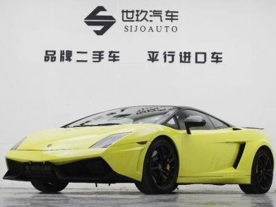 兰博基尼 Gallardo  2011款 LP 570-4 Superleggera