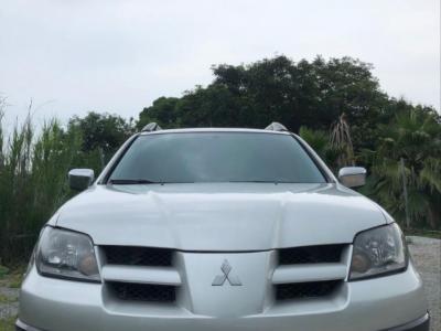 三菱 欧蓝德经典  2005款 2.4L 自动两驱图片