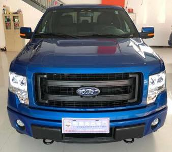 福特 猛禽  F-150 3.5 Platinum SuperCrew 5.5ft 四驱 美规版图片