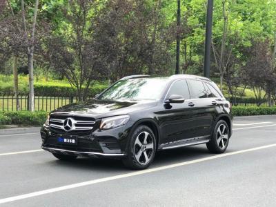 2018年6月 奔驰 奔驰GLC 改款 GLC 260 4MATIC 豪华型图片