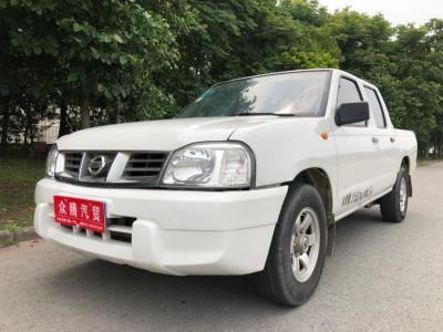 日產 D22  2011款 2.4L汽油兩驅標準型圖片