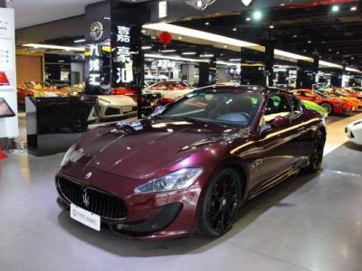 玛莎拉蒂 GT  S 4.7 F1图片