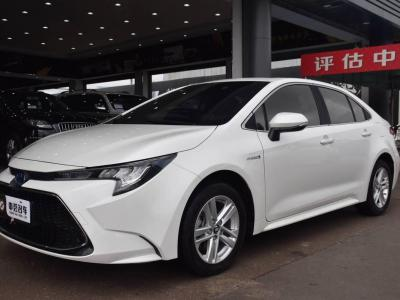 2019年12月 丰田 雷凌   双擎 1.8H CVT豪华版 国VI图片