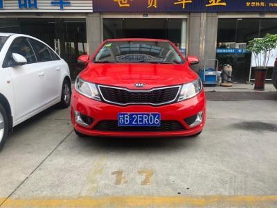 2014年9月 起亞 K2  兩廂 1.6L AT Premium圖片