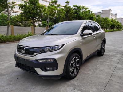2018年7月 本田 XR-V 1.8L EXi CVT舒适版图片