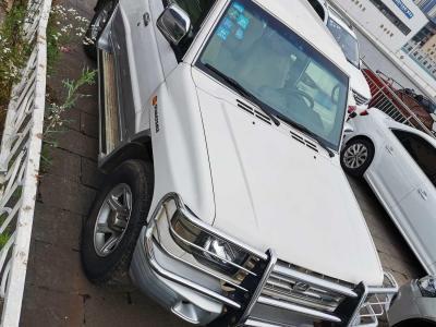 2009年6月 猎豹 黑金刚 2.4L 手动两驱图片