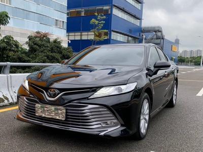 豐田 凱美瑞  2019款 2.0G 豪華版 國VI