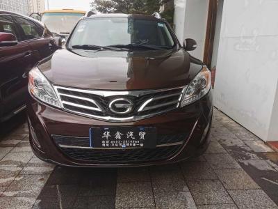 广汽传祺 GS5  2014款 2.0L 自动两驱周年增值版图片
