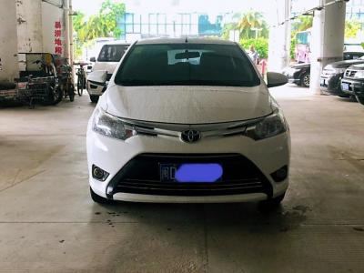 豐田 威馳  2014款 1.5L 自動智臻版圖片
